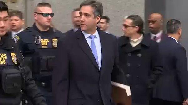 Tres años de cárcel para el exabogado de Trump, Michael Cohen