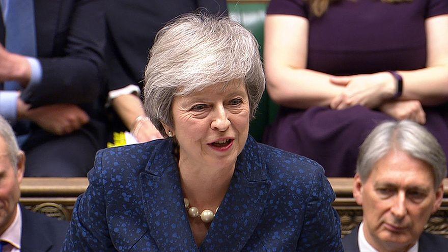 ماي لن تقود المحافظين خلال الانتخابات البريطانية القادمة