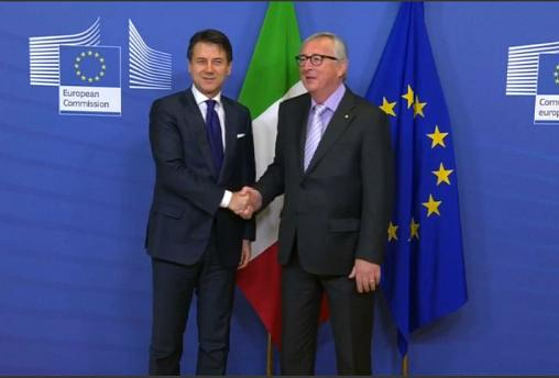Conte-Juncker, vince la diplomazia: si tratta sulla manovra
