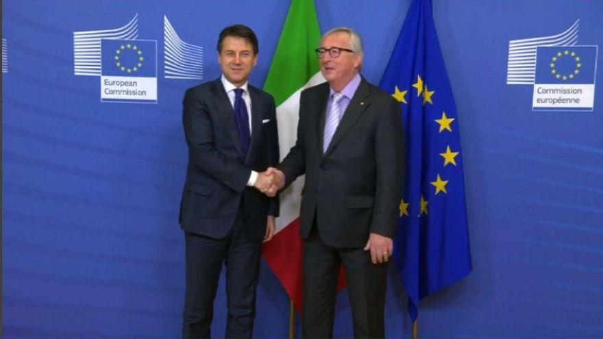 Бюджет по-итальянски: Рим согласился с Брюсселем