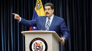 Maduro'dan ABD'ye: Ülkemin işgali için plan hazırlıyorlar