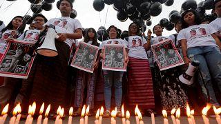 الذكرى الأولى لاعتقال صحفيين في ميانمار لكشفهما مجزرة بحق مسلمي الروهينغيا