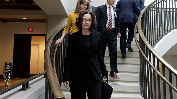 CIA Direktörü Haspel'den Kaşıkçı cinayeti için ikinci brifing