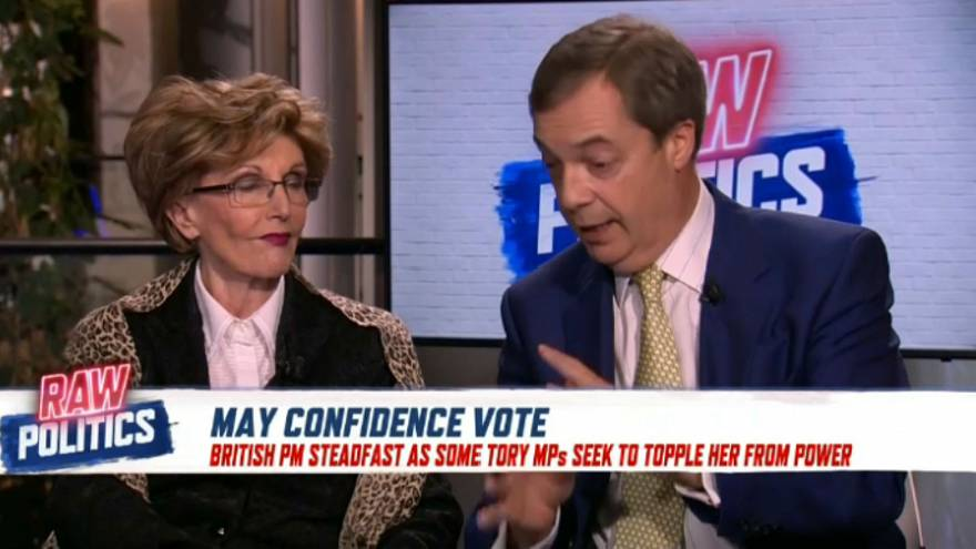 Raw Politics: Theresa May survives the confidence vote but will her deal survive?