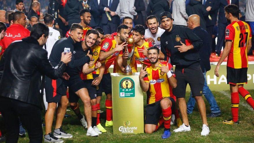 الترجي التونسي بطل دوري أبطال إفريقيا هذا العام