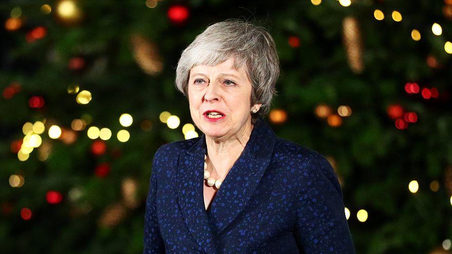 Theresa May, la superviviente