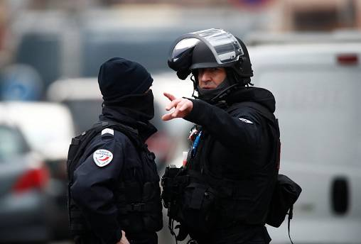 Operación policial en Neudorf en búsqueda del atacante de Estrasburgo