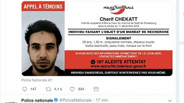 Mutmaßlicher Straßburg-Attentäter weiter flüchtig