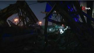 Turkish high speed train crash in Ankara: seven killed, dozens injured