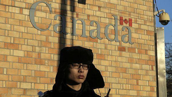 سفارت کانادا در پکن
