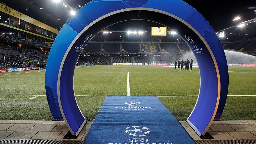 Champions League: Die letzten 16 stehen fest