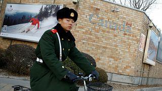 Huawei krizi: Çin'de tutuklanan Kanada vatandaşı serbest bırakıldı