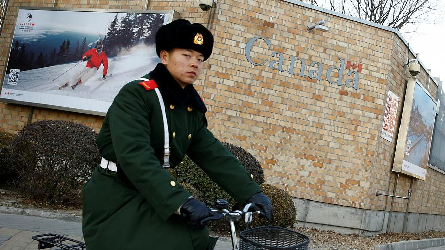 Zweiter Kanadier innerhalb weniger Tage in China festgenommen