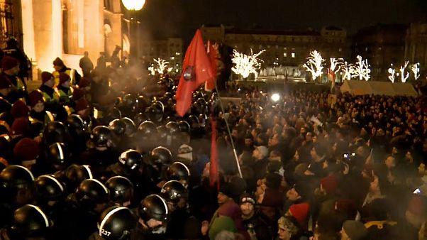 La 'ley de la esclavitud' enfurece a los húngaros