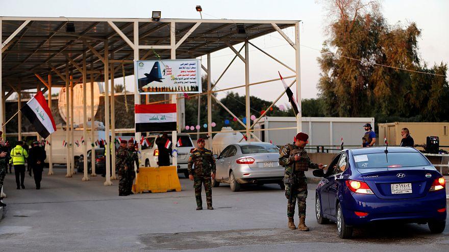 Irak'ta cezaevinde bulunan IŞİD militanları firar girişiminde bulundu
