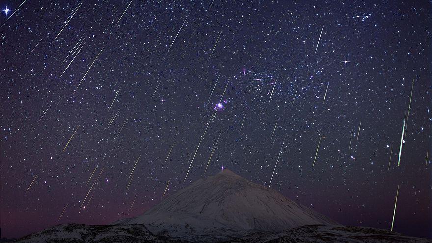 Gemínidas, cómo ver la última (y la mejor) lluvia de estrellas del año