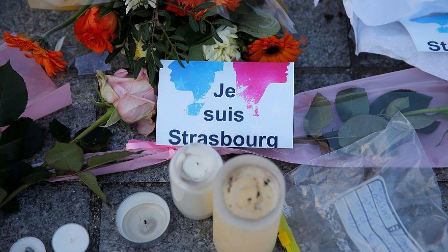 L'hommage des Strasbourgeois aux victimes de l'attentat
