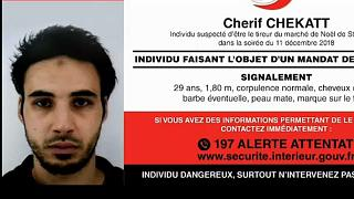 Ataque de Estrasburgo: se amplía la búsqueda del sospechoso a Suiza y Alemania