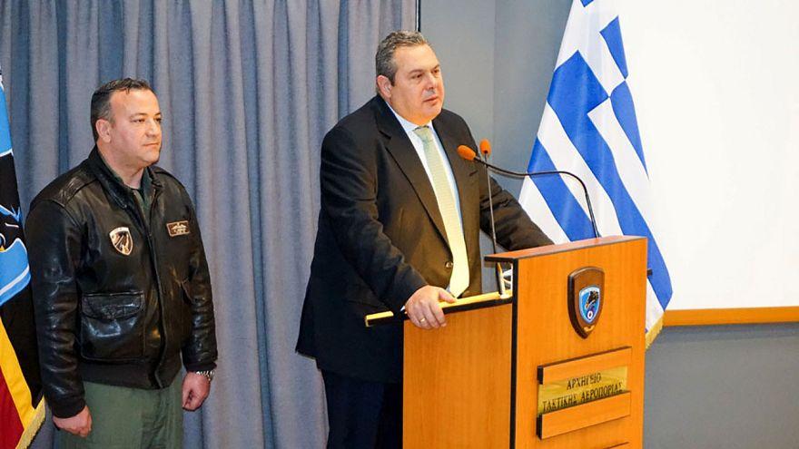 Π. Καμμένος: «Αν η συμφωνία με την πΓΔΜ φθάσει στη Βουλή, θα παραιτηθώ»