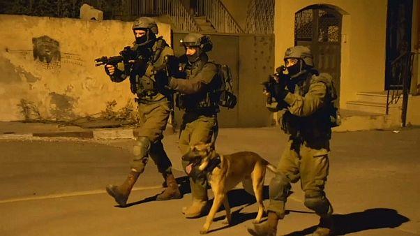 Erneuter Angriff durch Palästinenser auf Israelis im Westjordanland