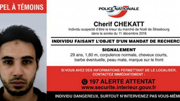 ¿Quién es el sospechoso del tiroteo de Estrasburgo? Un delincuente común radicalizado en prisión