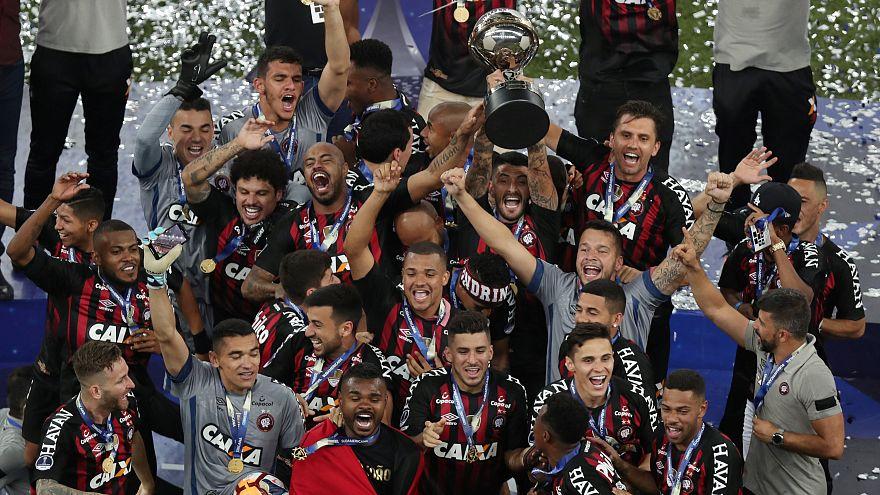 Athletico Paranaense faz história na Taça Sul-Americana
