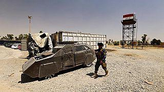 """هروب عناصر من تنظيم """"داعش"""" من سجن يخضع لسيطرة القوات العراقية"""