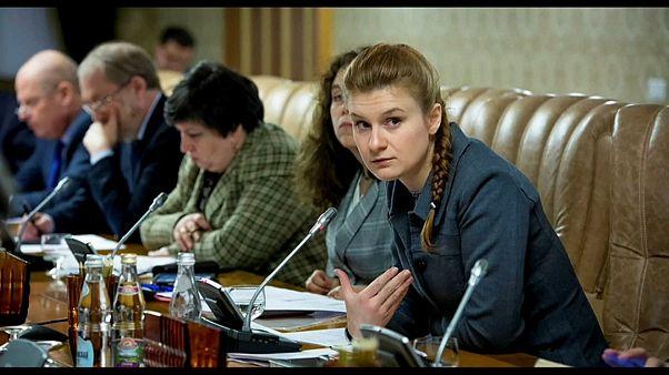 Мария Бутина частично признала вину в американском суде