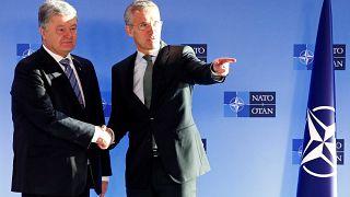 Украина призывает наблюдателей НАТО в Чёрное море
