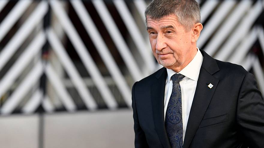 MEPs demand block on funds to companies linked to Czech PM