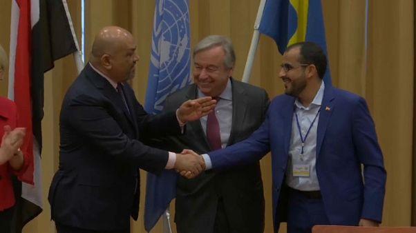Yemen, Onu: concordato cessate il fuoco a Hodeida