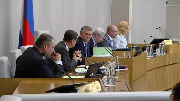 Duma berät Schutz vor Fakenews