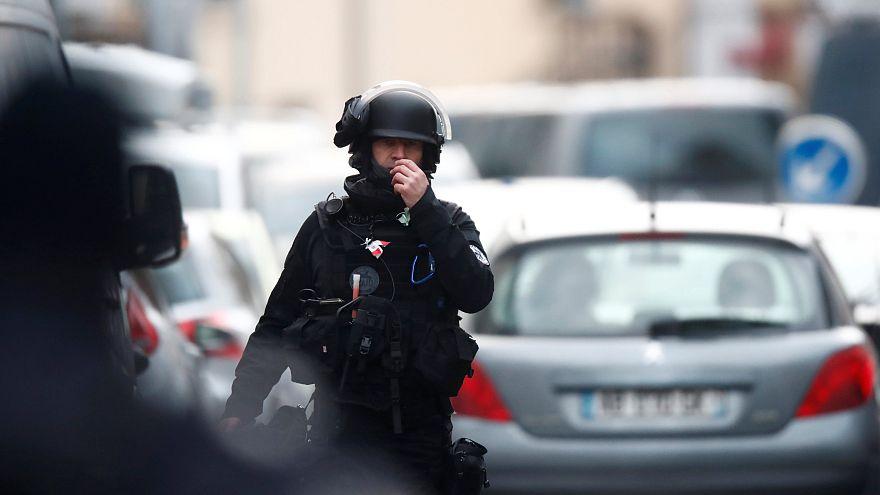 Opération policière dans le quartier du Neudorf à Strasbourg