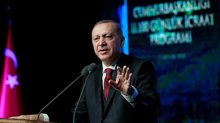 Ερντογάν: Καθ' οδόν για την Τουρκία το νέο γεωτρύπανο
