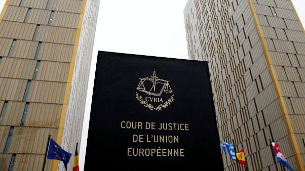 دیوان دادگستری اتحادیه اروپا