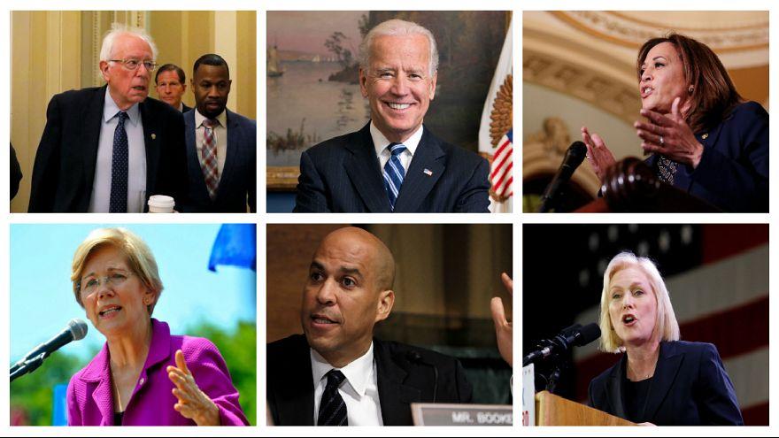 نامزدهای احتمالی دموکراتها برای رقابت با ترامپ در سال ۲۰۲۰ چه کسانی هستند؟