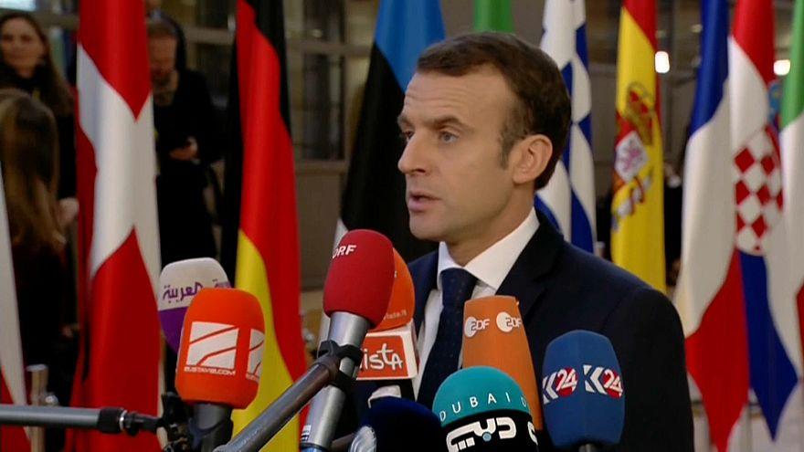 Макрон: от теракта в Страсбурге пострадала не только Франция