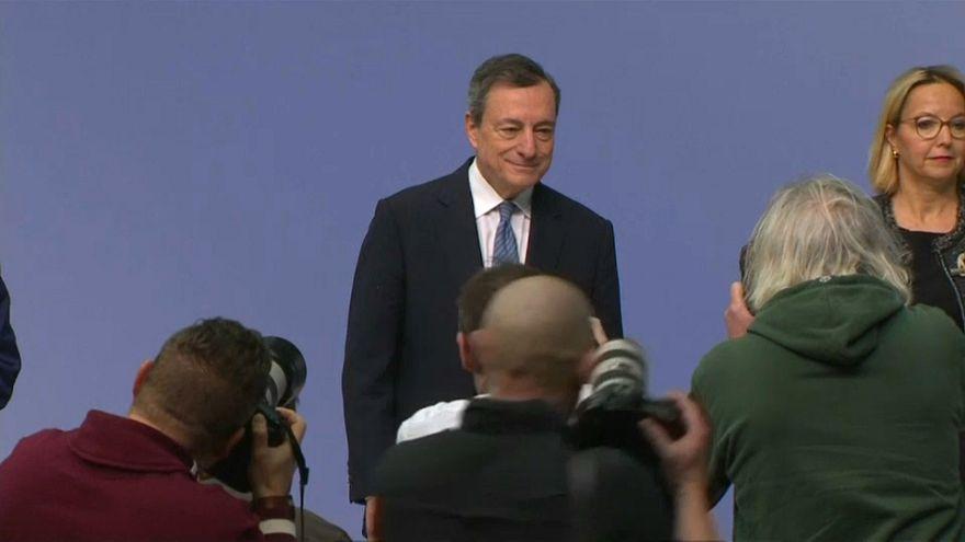 EZB stellt Anleihekäufe ein