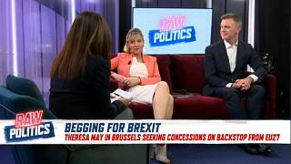 Raw Politics: Is there room to renegotiate the Brexit deal?