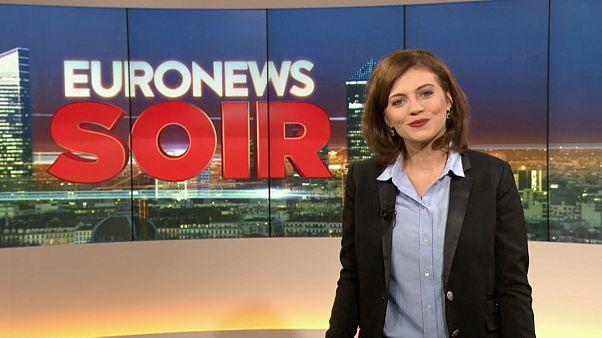 Euronews Soir : l'actualité du jeudi 13 décembre