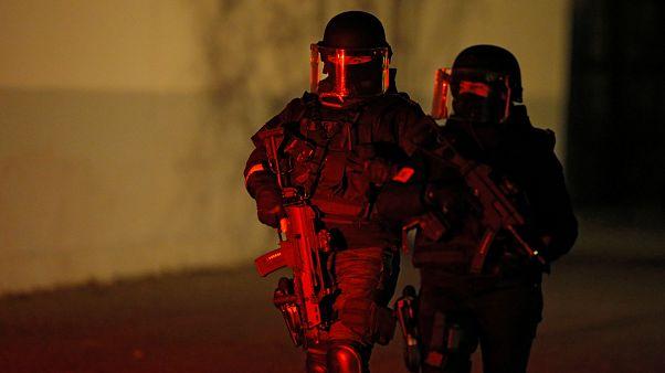 """""""Страсбургский стрелок"""" убит полицией"""