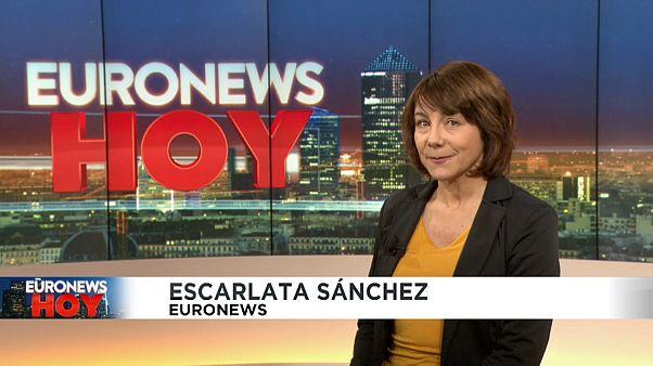 """""""Euronews Hoy"""" 13 de diciembre de 2018"""