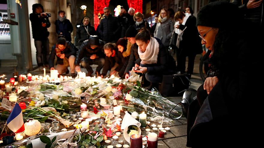Strasbourg shooting: Fourth victim identified as Italian journalist student Antonio Megalizzi