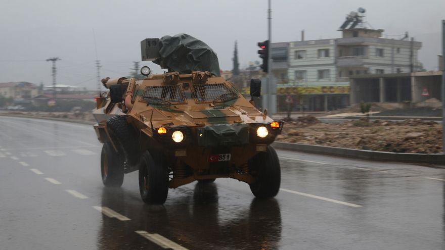TSK: Irak'ın kuzeyine hava harekatı düzenlendi