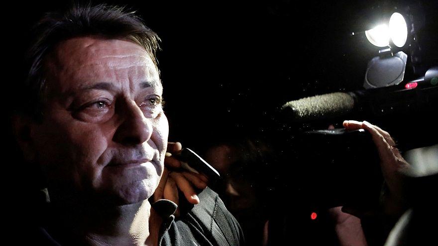 L'ancien militant d'extrême gauche Battisti est menacé d'extradition
