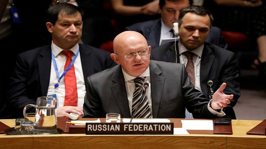 امتناع روسيا والصين عن التصويت بمجلس الأمن لإدخال مساعدات إلى سوريا عبر الحدود