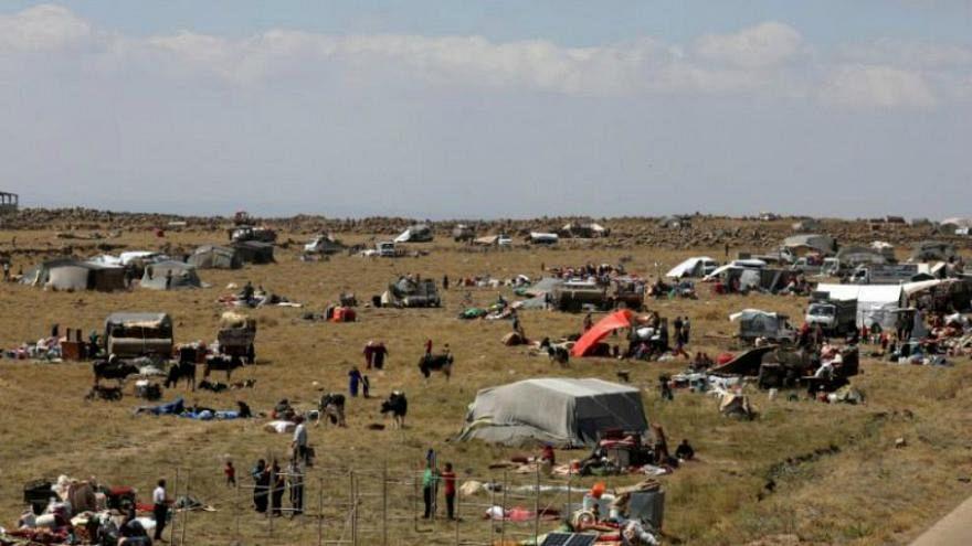البرد يقتل رضيعين سوريين في مخيم الركبان واليونيسيف تحذر من مصير يتهدد 45 ألفاً آخرين!