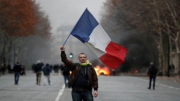 تأجيل مباريات في الدوري الفرنسي بسبب الاحتجاجات
