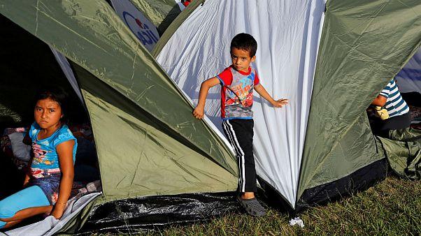مرگ کودک ۷ ساله مهاجر در مرز آمریکا