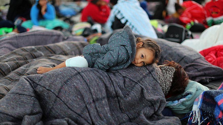 Meksika sınırında gözaltına alınan 7 yaşındaki Guatemalalı göçmen kız çocuğu öldü